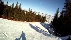 Ukko-Koli / Downhill Skiinkg with HD Hero / 720p / 17.4.2011