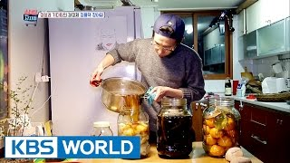 Making pickled vegetables, the most difficult dish [Mr. House Husband / 2016.12.20]