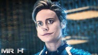 Captain Marvel Voted NOT Most Powerful Avenger
