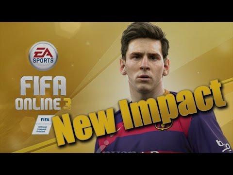 พรีวิว เล่นสด New Impact Engine ใหม่ของเกม FIFA ONLINE 3