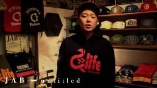 大阪、ローカル高槻の看板ライマーJABの2nd ALBUM [Untitled] 収録曲か...