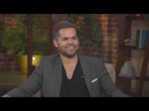 Wes Chatham talks 'Hunger Games' finale and new baby
