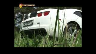 Chevrolet Camaro Test-Drive