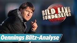 ⚽️ BILD Live Bundesliga | Michael Oennings Blitz-Analyse