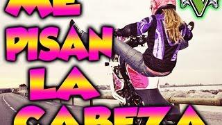 ME PISAN LA CABEZA!!! GTA V ONLINE- PS4
