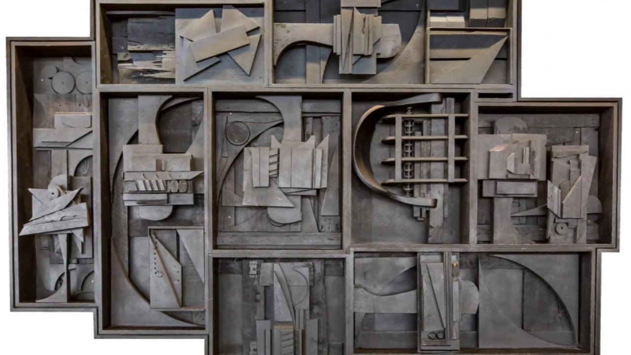 Music For Louise Nevelson Youtube