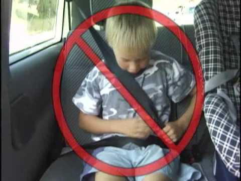 Booster Seats  How they work why they are needed Part 1  YouTube
