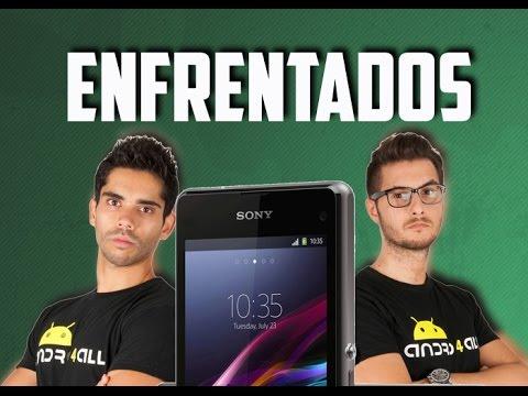 Enfrentados por el Sony Xperia Z3