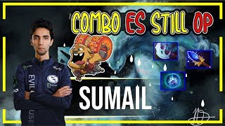 SumaiL - Morphling Earthshaker COMBO Still OP | HIGHLIGHT Dota 2 Pro MMR Gameplay
