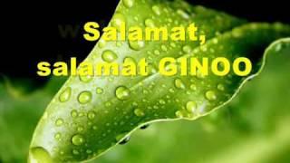 Prayer Salamat Ginoo ( Thank You Lord)