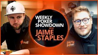 Guest Patrick Leonard! - Weekly Poker Showdown Episode 5