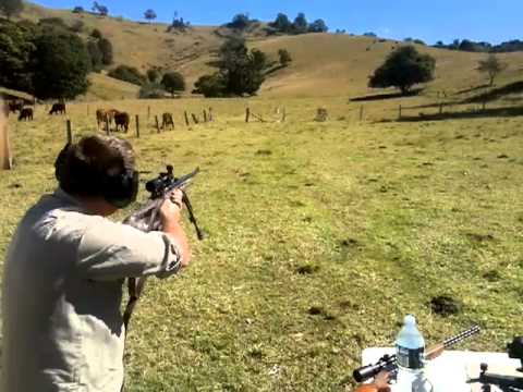 .458 Winchester Magnum speed shooting!