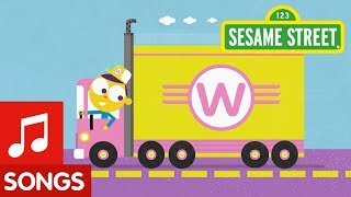 Sesame Street: W is for Wheels
