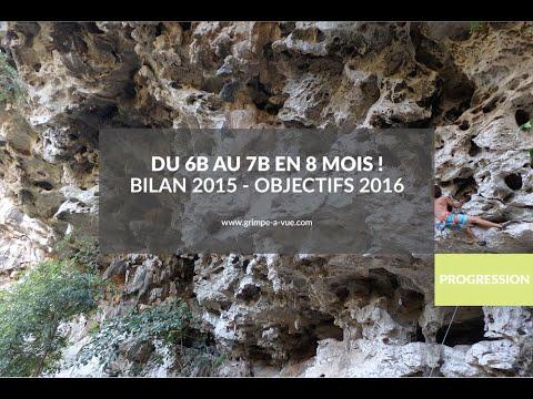 bilan 2015 objectifs 2016 pour tous les vrais grimpeurs grimpe a youtube. Black Bedroom Furniture Sets. Home Design Ideas