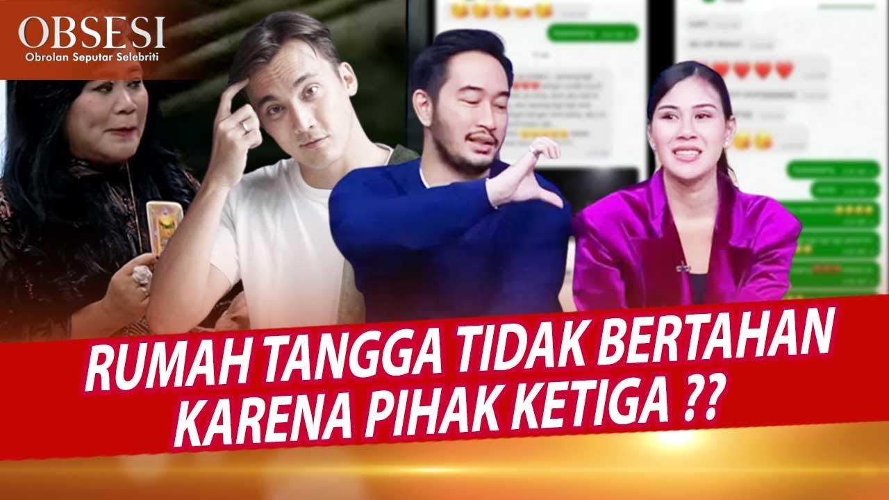 Endang Tarot Ramal Rumah Tangga Syahnaz Sadiqah & Jeje, Hasilnya Bikin Kaget!! - OBSESI