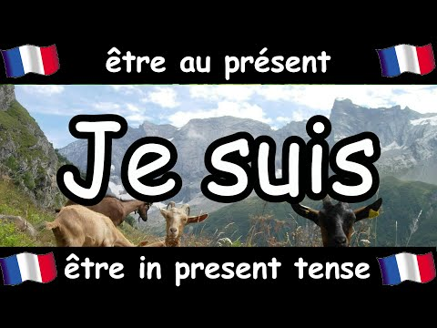 French Conjugation Song - Être - Celtic Music
