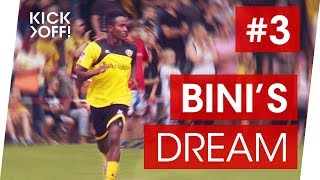 Will he sign for Dresden? Offers from Albania | Beneyam's Bundesliga Dream | Part 3