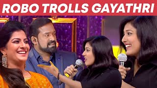 Gayathri Raghuram ultimate Reply