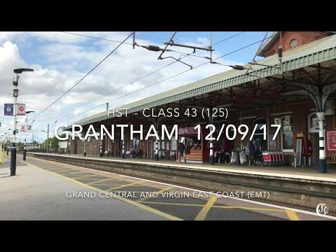 Going to London: The Life at Grantham Station - For 15 mins at 30 seconds..