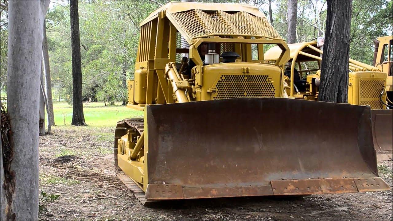 caterpillar bulldozer D7G cat Dozer