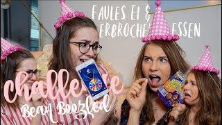 FAULE EIER ESSEN ?! | KRASSESTE CHALLENGE BEAN BOOZLED   |
