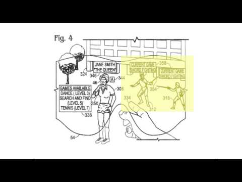 Breaking Down Microsofts Augmented Reality Headset Patent 4 XBox One