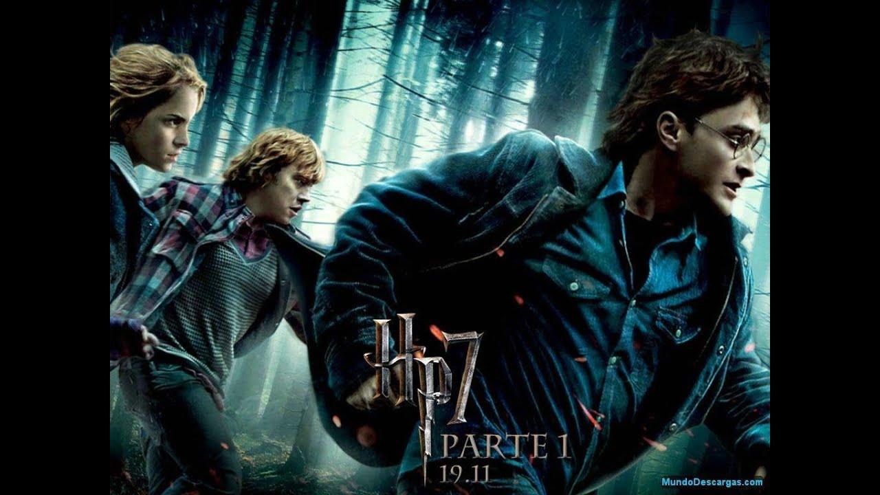 Harry Potter Y Las Reliquias De La Muerte Parte 1 Trailer 1 Español Latino Youtube