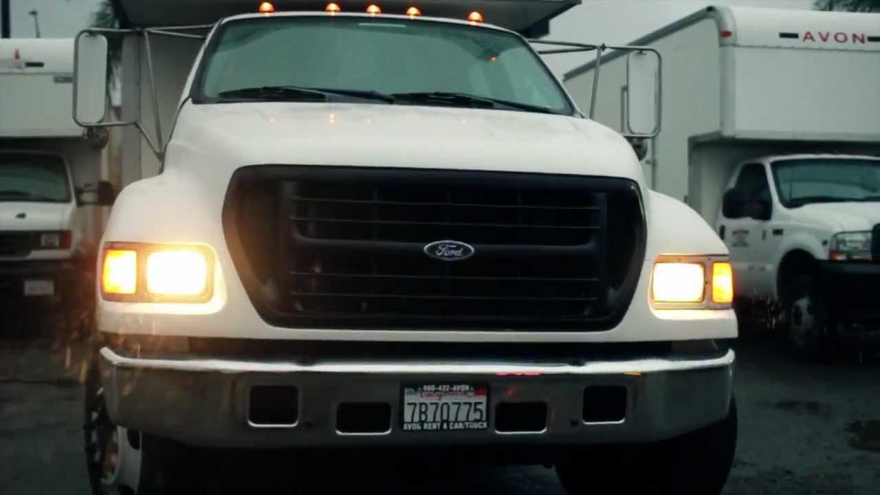 Avon Rent A Car Truck And Van