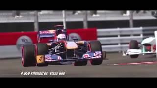 Tunisia Racing F1 City : French Presentation
