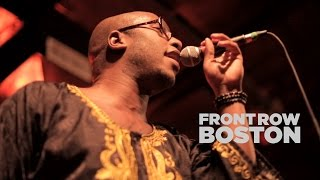 Front Row Boston | Bad Rabbits – We Can Roll (Live)