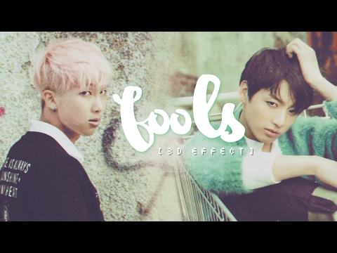 [3D] Rap Monster x Jungkook - Fools [ENG/ESP] (USE HEADPHONES)