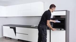 Nobilia Keuken Montage  - Oven Inbouwen