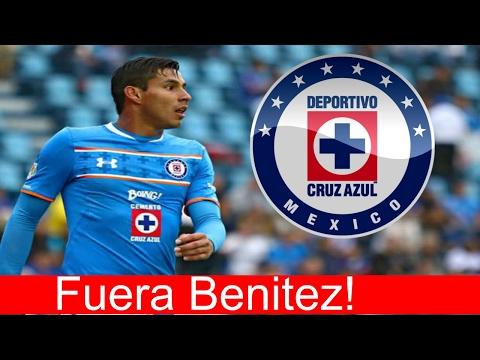 Cruz Azul Venderá A Jorge Benitez Por Conflictivo