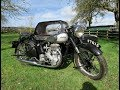 Norton 16H Combination 1948 for Sale