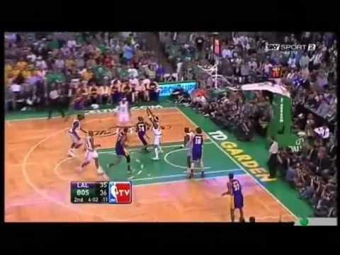 Kobe Bryant DA SOLO SULL'ISOLA!!! LEGGENDARIO TERZO QUARTO!