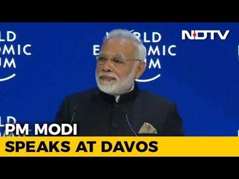 Full Speech: PM Modi Addresses World Leaders, CEOs At Davos