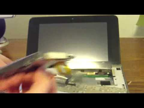 How To Replace Or Upgrade The Harddrive In Your Hp Nc24