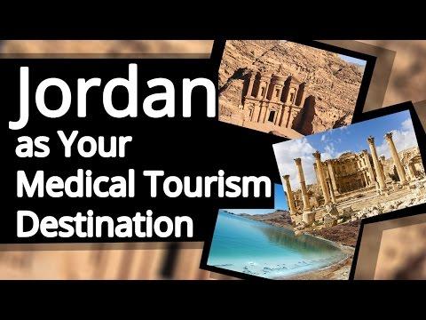 Jordan as Your Medical Tourism Destination