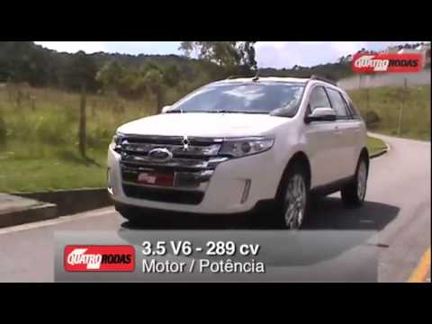 QUATRO RODAS-Ford Edge