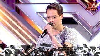 Fabián viene de México para triunfar en España con un tema de Reik   Inéditos   Factor X 2018