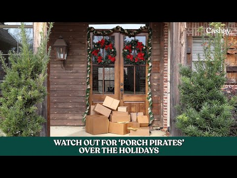 See How to Avoid Porch Pirates from Stealing Your Deliveries