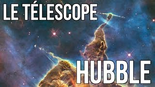 🚀 LE TELESCOPE SPATIAL HUBBLE - PARTIE 1