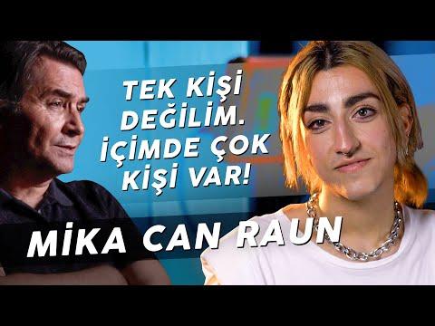 """MIKA CAN RAUN """"BENİ NİYE İZLİYORLAR BİLMİYORUM!"""""""