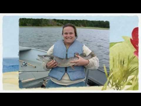Summer Fishing For Walleye, Trout, Muskie, Pike And Perch With Pine Sunset Lodge