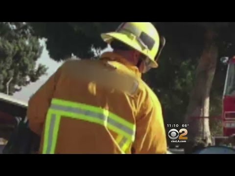 Gear stolen from fire truck during Calif. wildfire