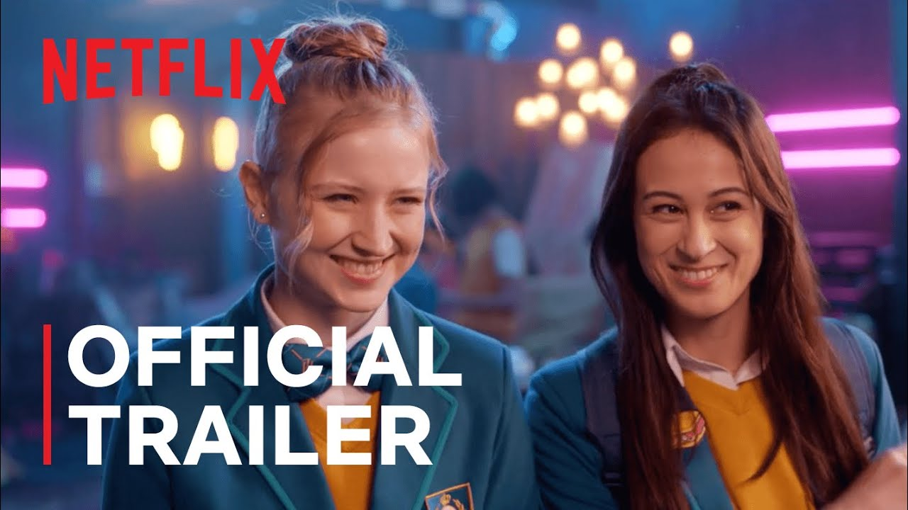 Download Misfit: The series   Official Trailer   Netflix