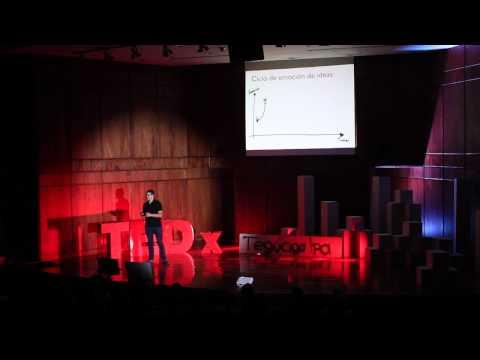 Ideas - nacen, crecen, se reproducen y mueren: Alejandro Corpeño at TEDxTegucigalpa