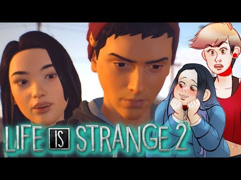 Life is Strange 2 Episode 1 Gameplay Part 1 2 Girls 1 Lets Play