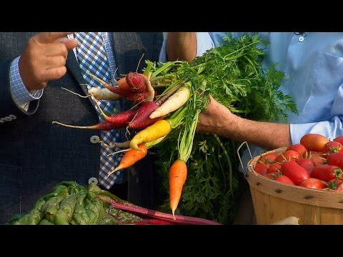 How to reap the rewards of your vegetable garden harvest