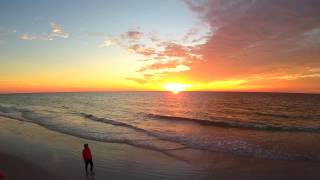 Beautiful Sunset in Florida Captured with Yuneec Drone